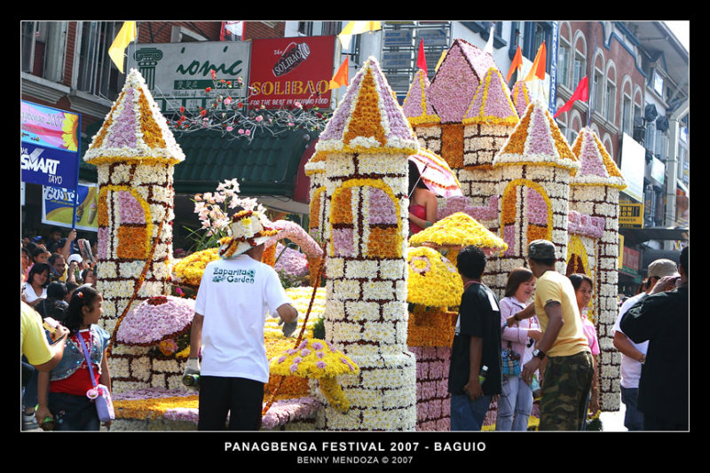Photos from Pbase by Benny Mendoza, Panagbenga 2007