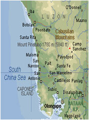 13 Towns of Zambales