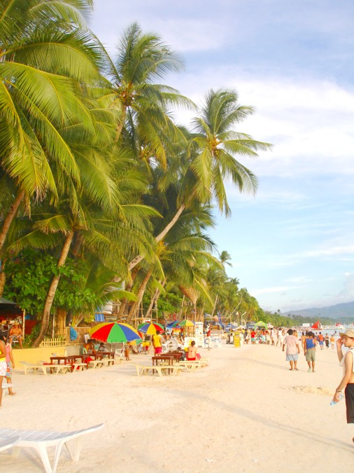 Boracay beach - Photo by Richard Macalino