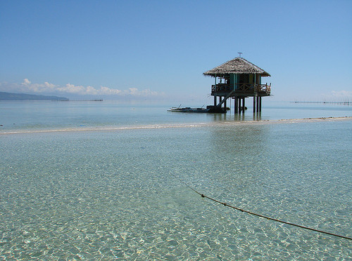 Manjuyod White Sand Bar