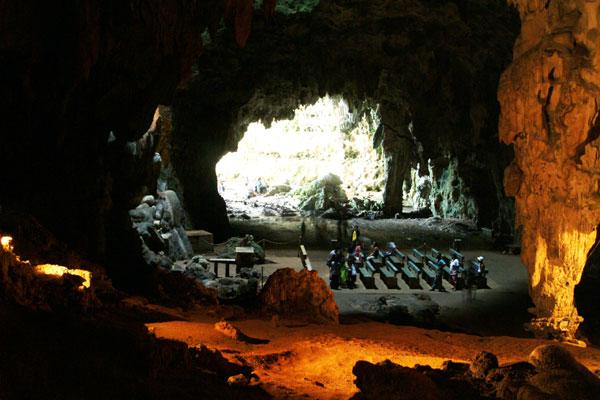 Cagayan Cave