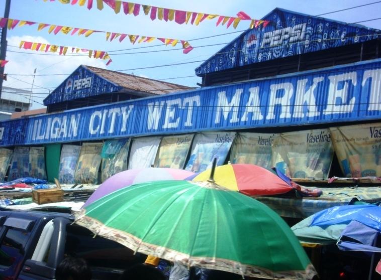 Iligan market