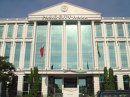 Pasig City Hall
