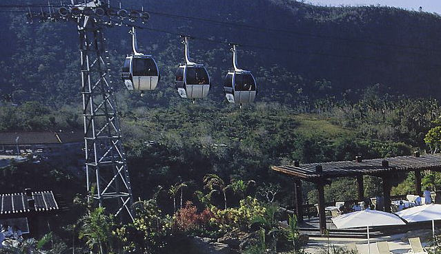 Tagaytay Cable Cars