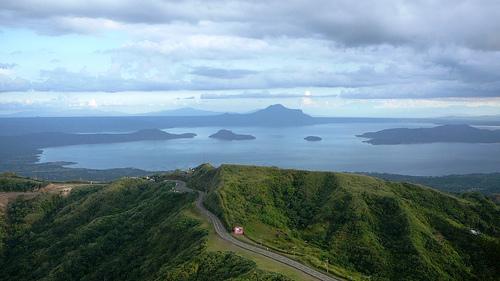 Taal Volcano - Tagaytay